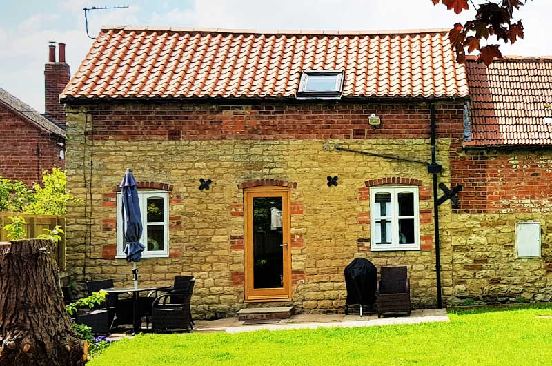 Holiday cottage York - The Old Granary