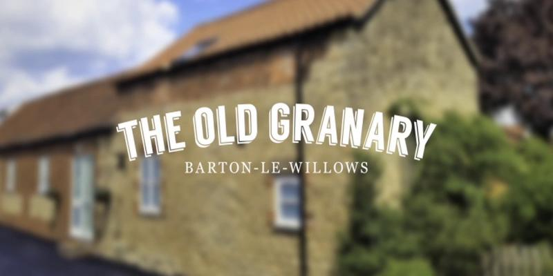 Holiday Cottage Near Castle Howard | The Old Granary